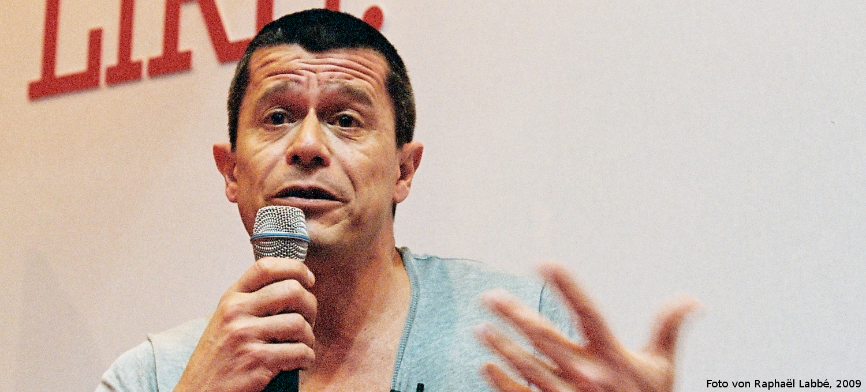 Emmanuel Carrère 2009