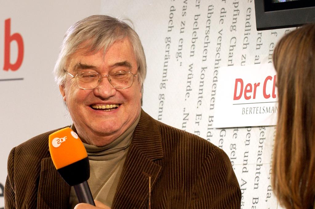 Peter Härtling im Gespräch (2003)