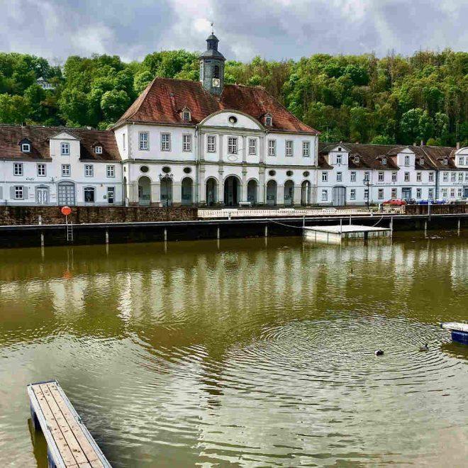 Rathaus von Bad Karlshafen