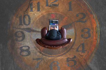 Die Zeit vergeht