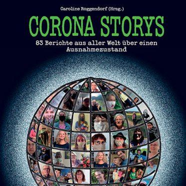 Titelseite Corona Storys